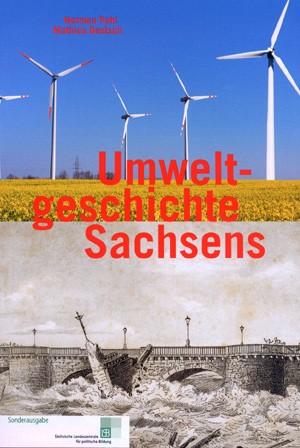 Titelseite Umweltgeschichte Sachsens