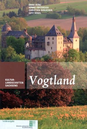 Titelseite von 184*** Vogtland. Kulturlandschaften Sachsens. Band 5gtland. Kulturregionen Sachsens