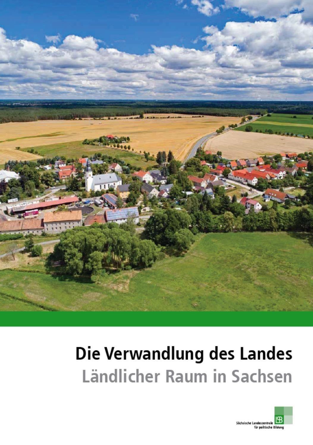 """Cover """"Die Verwandlung des Landes"""""""