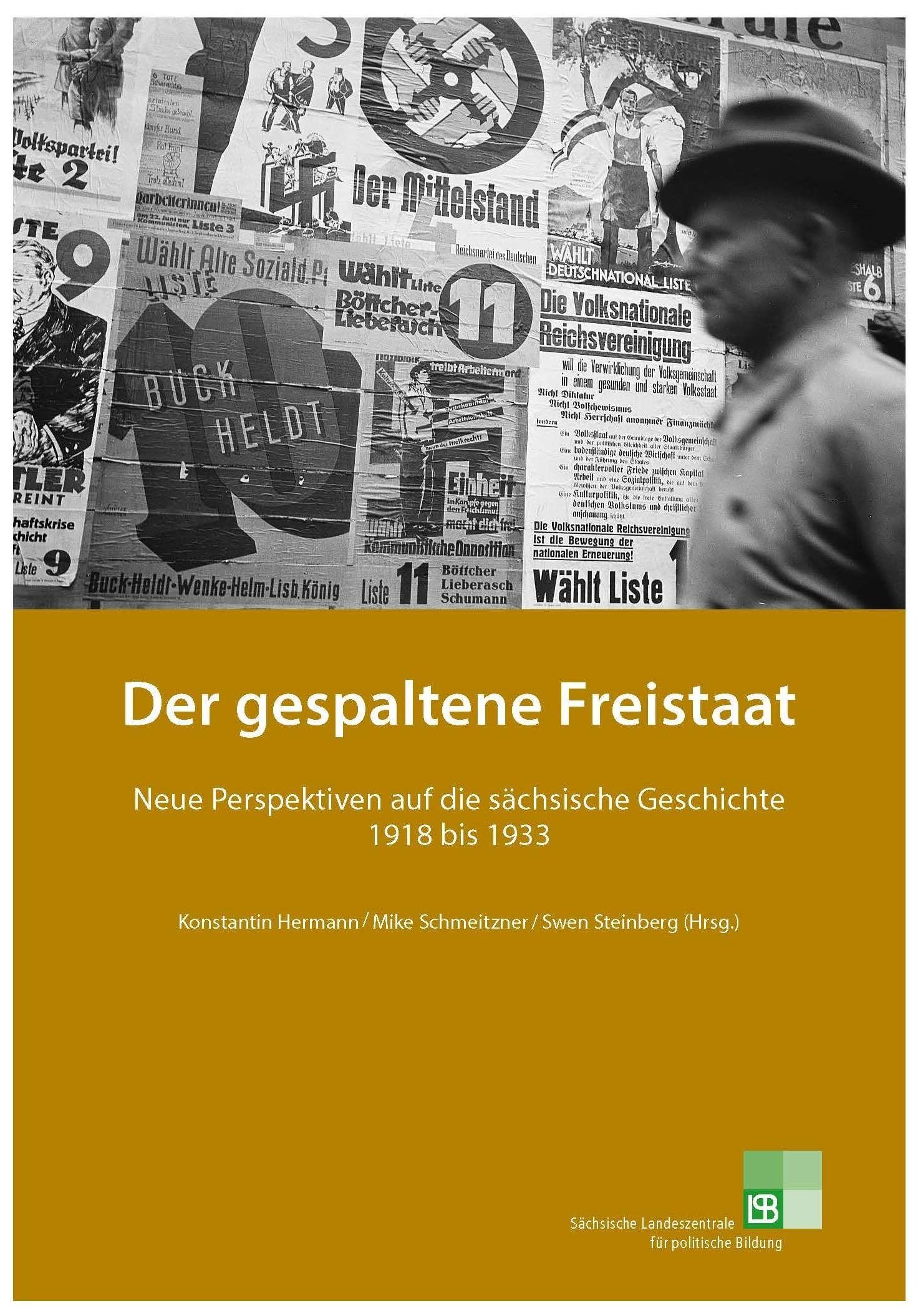 Cover Der gespaltene Freistaat