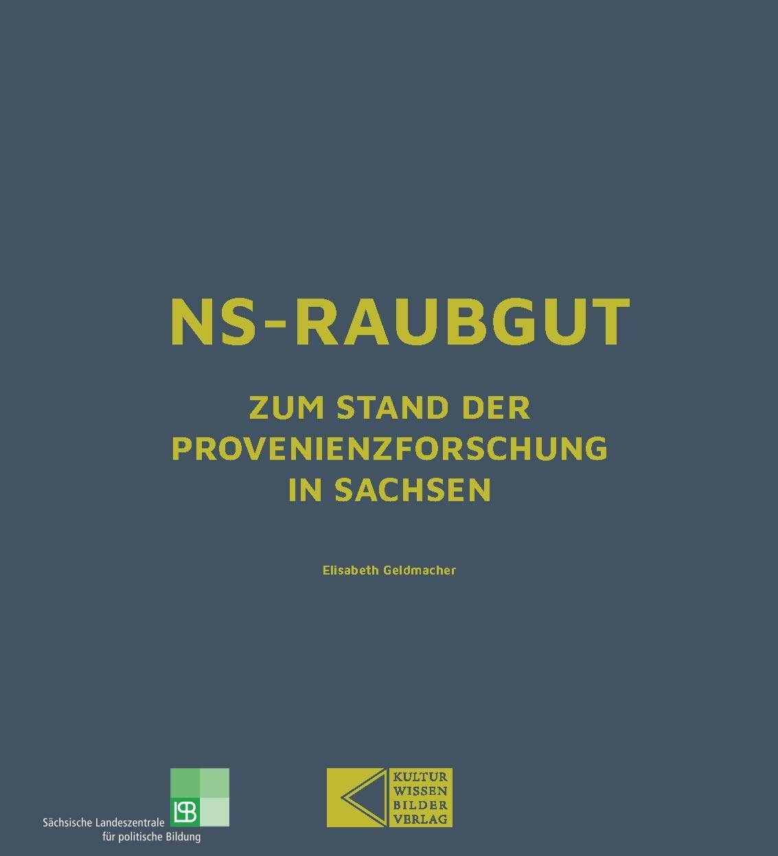 Cover NS-Raubgut
