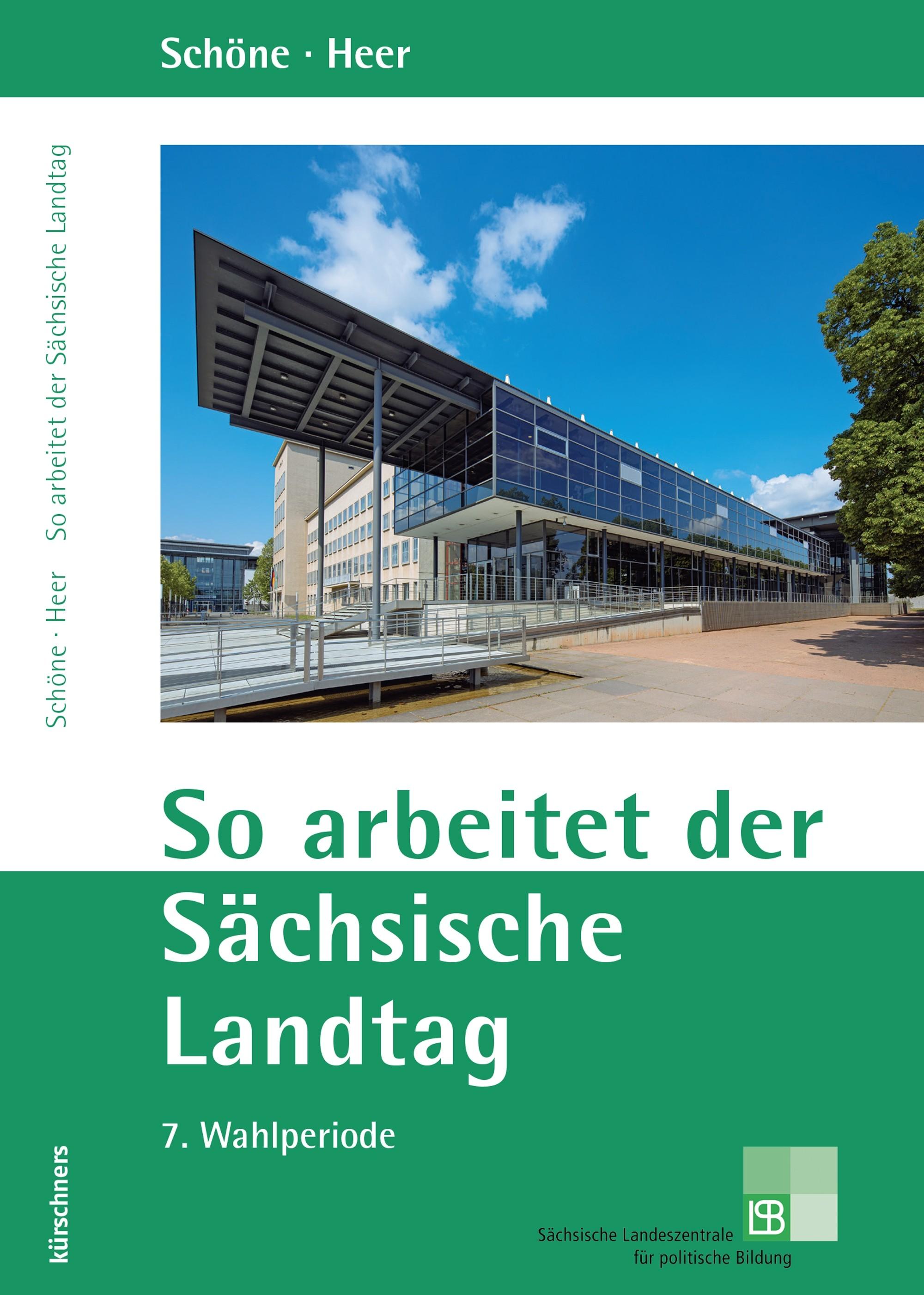 204 Titelbild groß So arbeitet der Sächsiche Landtag