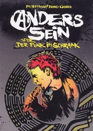 Cover Anders sein oder Der Punk im Schrank