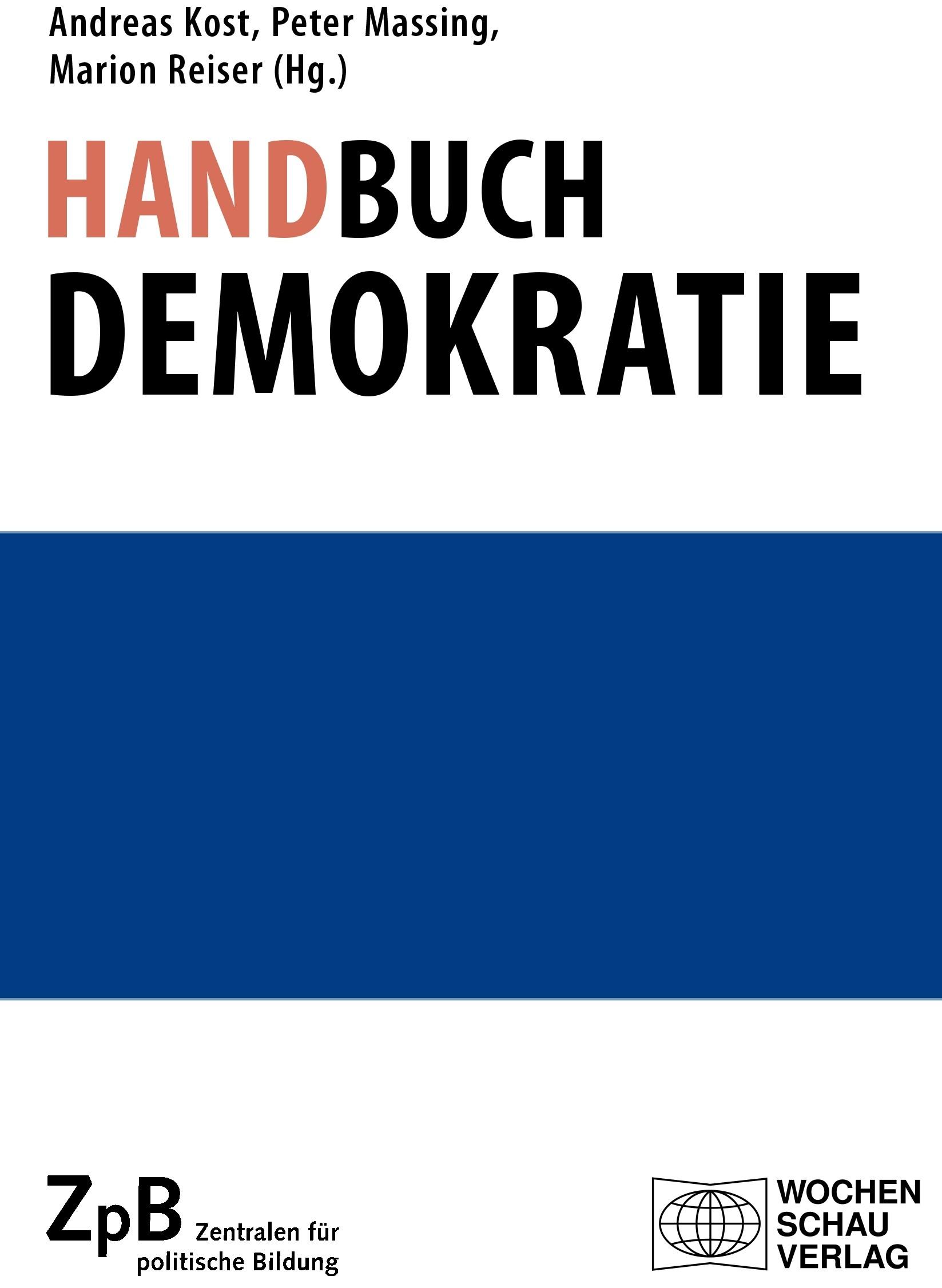 Titelseite 517*** Handbuch Demokratie