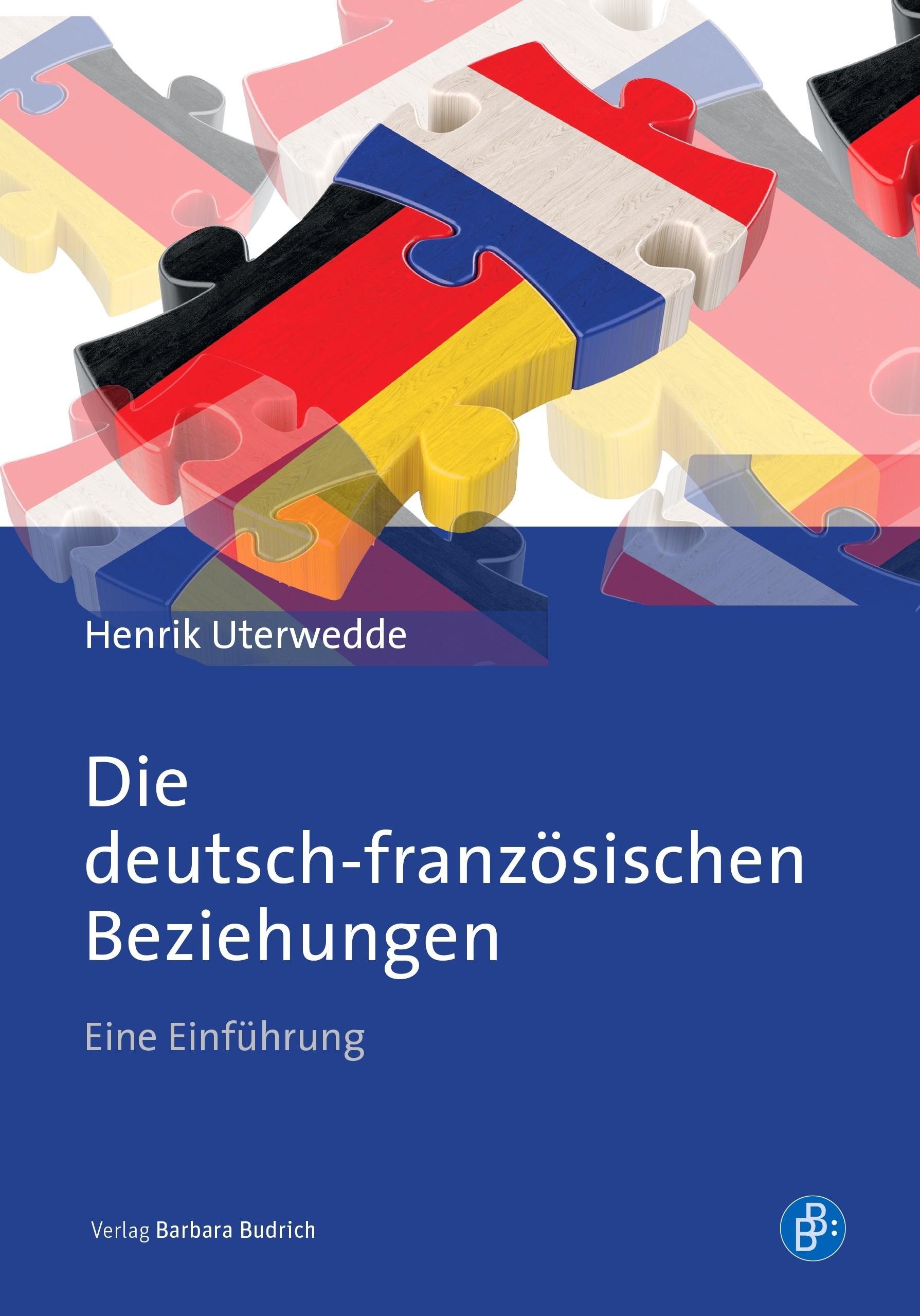 Titelseite 525* Die deutsch-französischen Beziehungen. Eine Einführung
