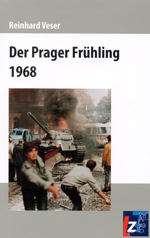 Titelseite 921* Der Prager Frühling 1968