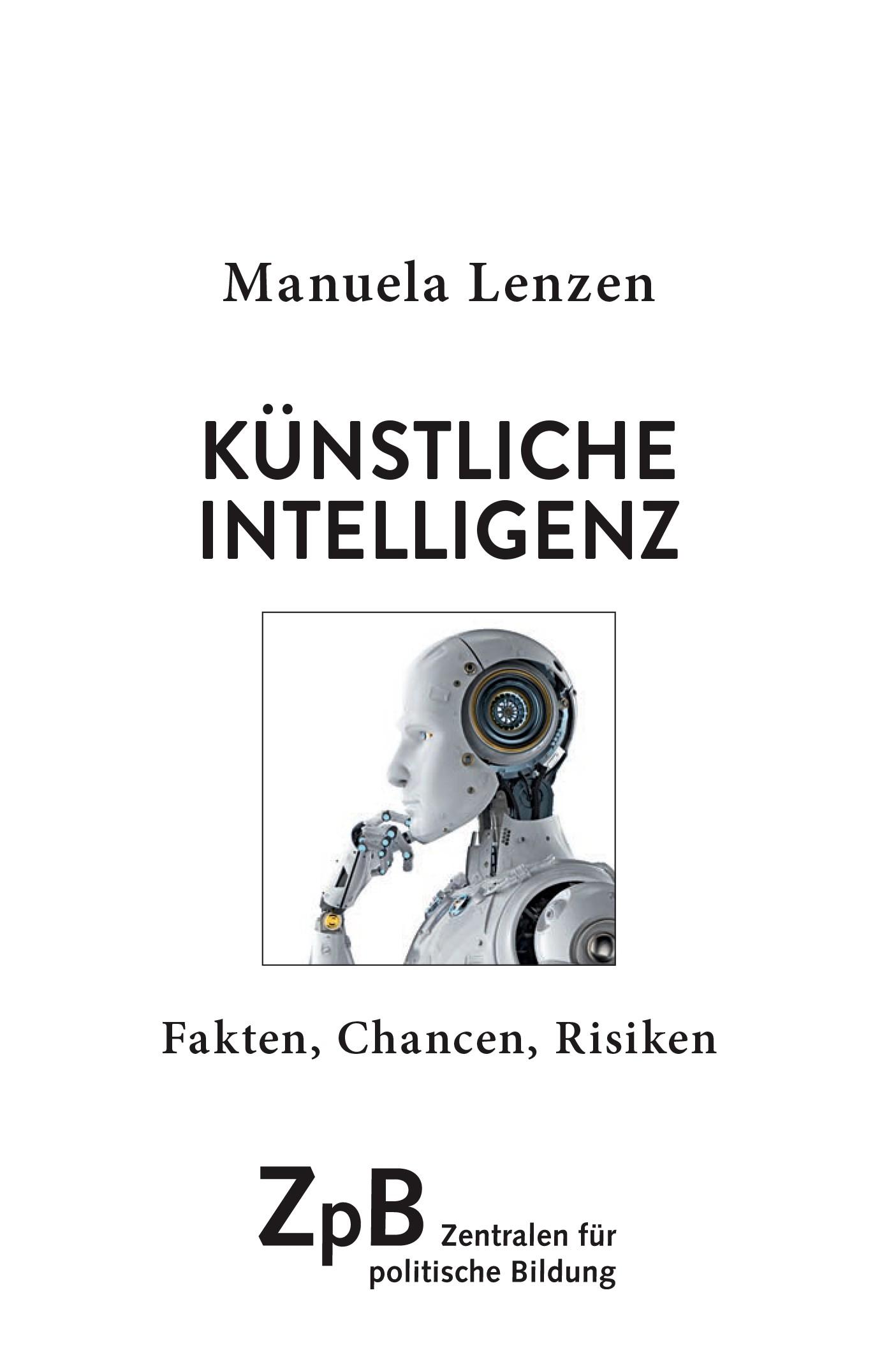 Titelseite 641* Künstliche Intelligenz. Fakten, Chancen, Risiken