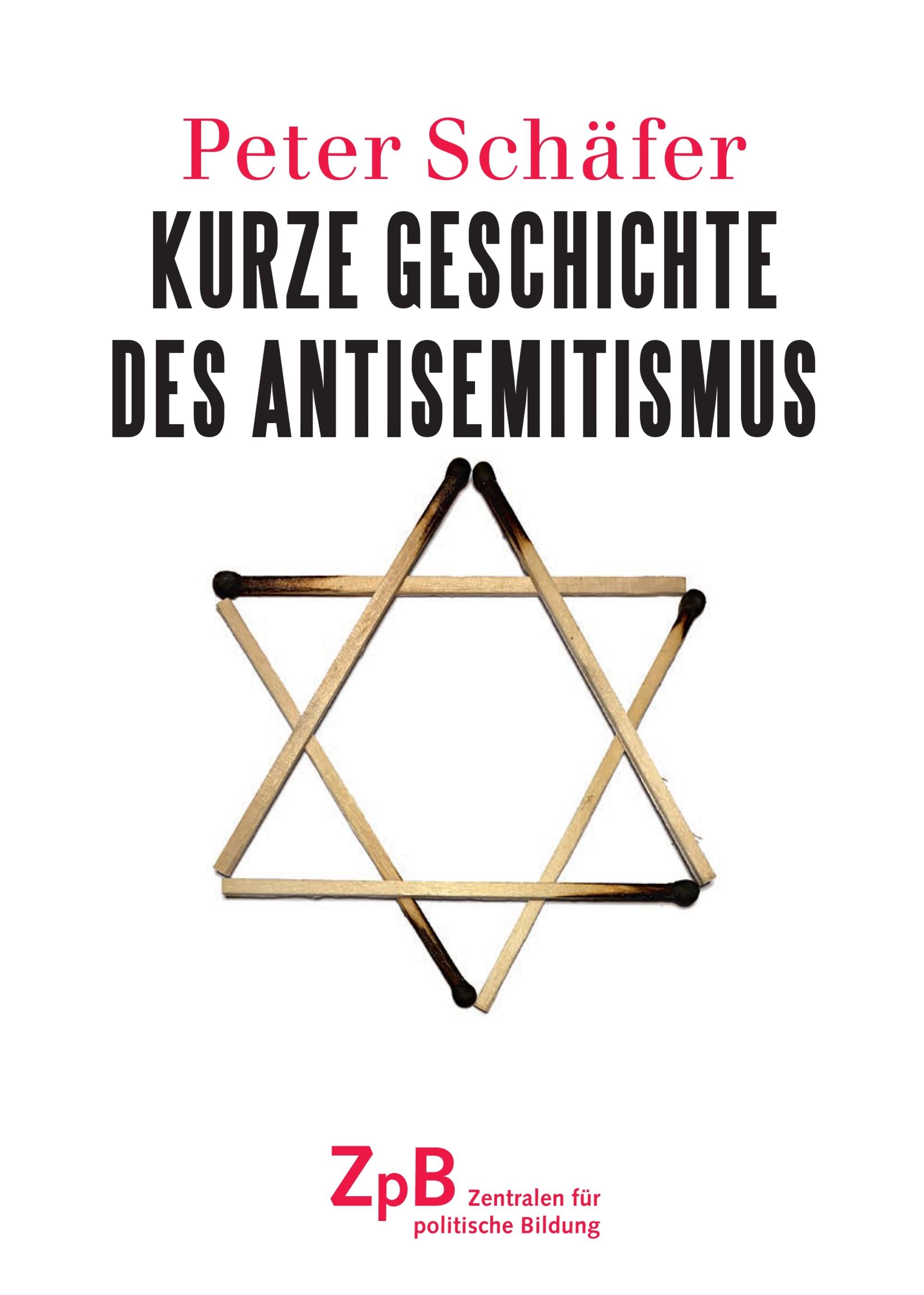Titelseite groß 651* Kurze Geschichte des Antisemitismus