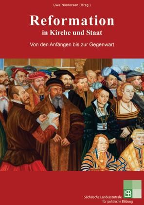 Titelseite 607***Reformation in Kirche und Staat. Von den Anfängen bis zur Gegenwart