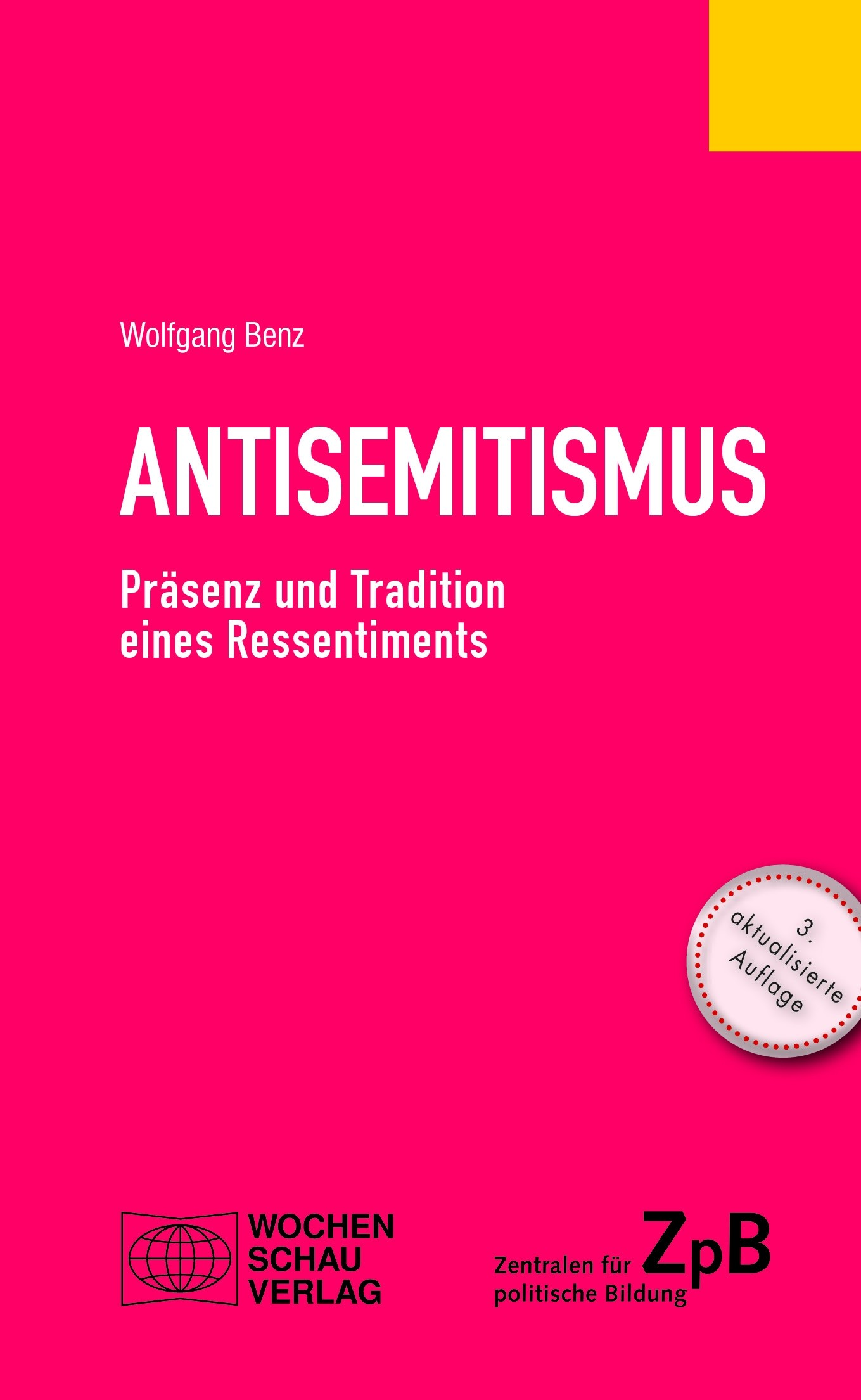 "Cover ""Antisemitismus"""