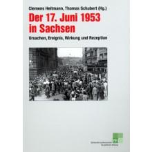 Titelseite Der 17. Juni in Sachsen