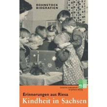 Cover Kindheit in Sachsen