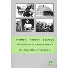 Titelseite 172* Fremde - Heimat - Sachsen