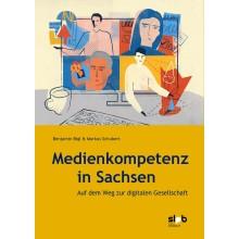 Titelseite Medienkompetenz in Sachsen