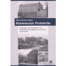 Titelseite von 421* Hohenecker Protokolle. Aussagen zur Geschichte der politischen Verfolgung von Frauen in der DDR