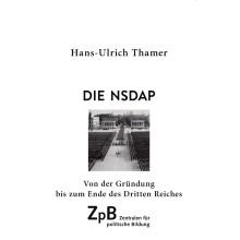 Titelseite 331* Die NSDAP. Von der Gründung bis zum Ende des Dritten Reiches