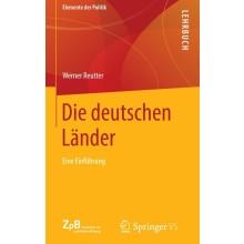 Titelseite klein 405* Die deutschen Länder. Eine Einführung