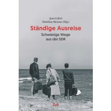 """Cover """"Ständige Ausreise"""""""