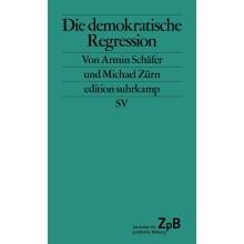 Titelseite Die demokratische Regression