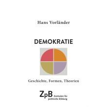"""Cover """"Demokratie. Geschichte, Formen, Theorien"""