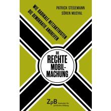 Titelseite 665* Die rechte Mobilmachung. Wie radikale Netz-Aktivisten die Demokratie angreifen