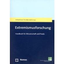 Titelseite 654*** Extremismusforschung. Handbuch für Wissenschaft und Praxis