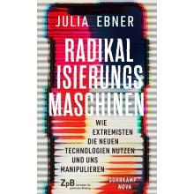 """Cover """"radikalisierungsmaschinen"""""""