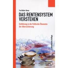 Titelseite 733* Das Rentensystem verstehen. Einführung in die Politische Ökonomie der Alterssicherung