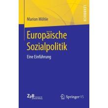 Titelseite klein 807* Europäische Sozialpolitik. Eine Einführung