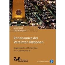 Titelseite klein 901* Renaissance der Vereinten Nationen. Gegenwart und Potentiale im 21. Jahrhundert