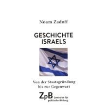 Titelseite klein 954* Geschichte Israels. Von der Staatsgründung bis zur Gegenwart