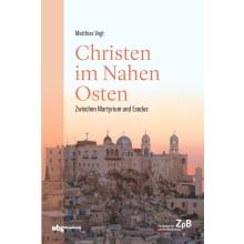 Cover Christen im Nahen Osten