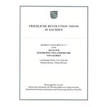 212* Friedliche Revolution 1989/90 in Sachsen. Beiheft Atlas zur Geschichte