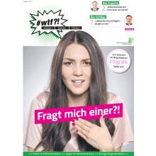 """1105 wtf-Magazin 5 """"Fragt mich einer?!"""" (Ausgabe 4/2017)"""